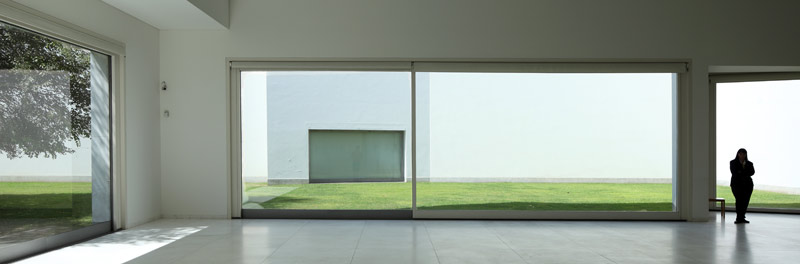 Fondation Cerralvès, Porto; architecte : Alvaro Siza
