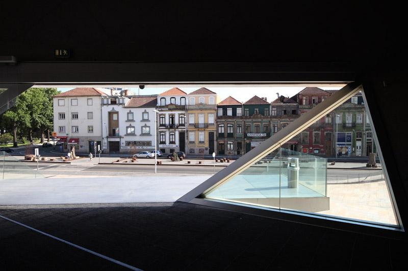 Cité de la Musique, Porto; Rem Koolhaas
